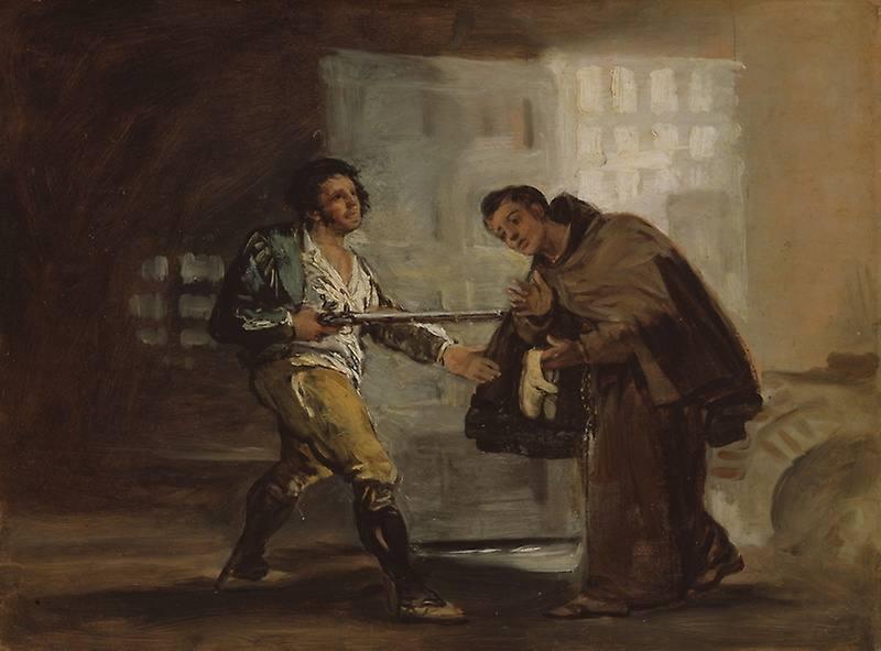'La captura del bandido maragato'
