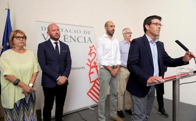 Jorge Rodríguez deja la Diputación de Valencia «convencido» de su inocencia
