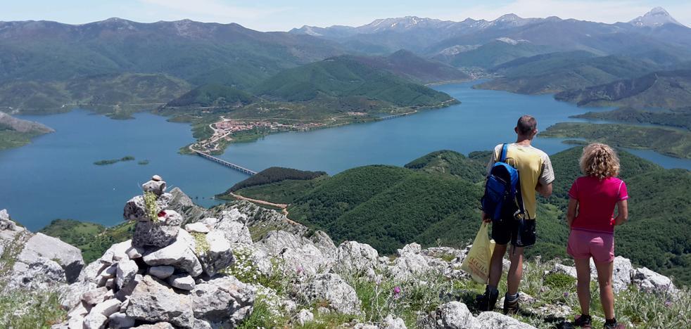 El Pico Gilbo, una ruta vertiginosa