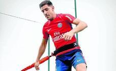 Yuri Berchiche, nuevo jugador del Athletic