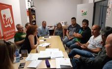 Izquierda Unida se reúne con el Comité de Vestas para exigir a Herrera que «apoye a los trabajadores de la empresa»