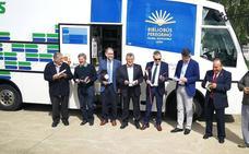 'El Bibliobús Peregrino' facilitará la lectura en León a las personas que hagan el Camino de Santiago