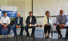 Una delegación de UPA participa en una acción sobre agricultura sostenible en Bruselas