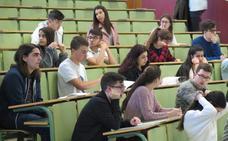 León y Ponferrada inician las pruebas de julio de la EBAU con un 50% más de examinados que en 2017