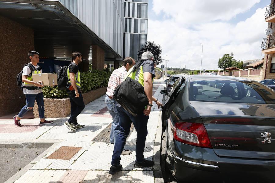 La UDEF llega a Villaquilambre