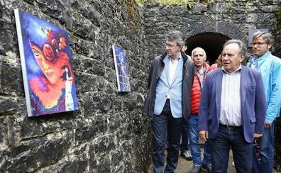 Arte, naturaleza y oso pardo completan la oferta de cultural y turística de la Cueva de Valporquero