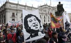 Condenan a nueve exmilitares por la muerte del cantautor Víctor Jara