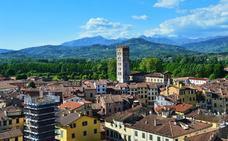 Lucca, la ciudad de las cien torres en la idílica Toscana
