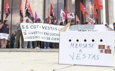 UPL traslada al comité de empresa de Vestas su «total apoyo» y exige medidas a la Junta