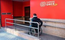 Fundación ONCE apoyó la actividad de 66 asociaciones de personas discapacitadas en Castilla y León