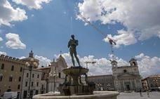 Así se repone L'Aquila, la ciudad italiana devastada por un terremoto en 2009
