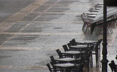 Llueve sobre mojado en León