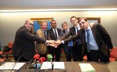 Vocento se convierte en el primer patrocinador del centenario de los Picos de Europa