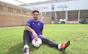 El portero Gianfranco Gazzaniga, último fichaje de la SD Ponferradina