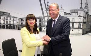 Ciudadanos supedita el pacto de gobierno con el PP a la salida del concejal José María López Benito