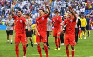 Inglaterra es la semifinalista con más distancia recorrida en desplazamientos