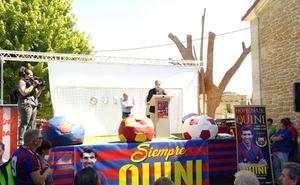 El fútbol se reúne en Boñar por Quini