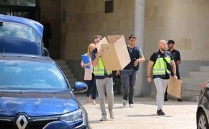 El Ayuntamiento de San Andrés recuerda a Podemos que la primera medida fue informar a los grupos municipales
