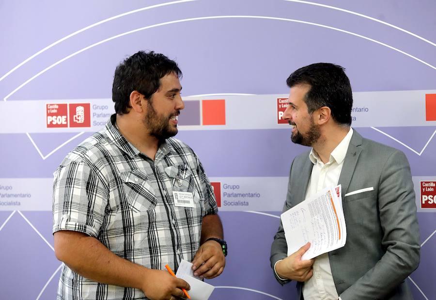 El PSOE pide a la Junta un plan industrial que garantice el 100% de los empleos de Vestas