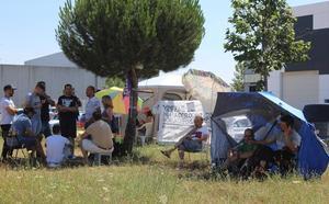 Los sindicatos cifran en un 98% el seguimiento de la huelga en Vestas