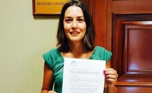 Ana Marcello pregunta al Gobierno si tiene intención de mediar para evitar el cierre de Astur Leonesa