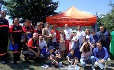 Ferreras del Puerto celebra sus fiestas y entrega sus reconocimientos especiales