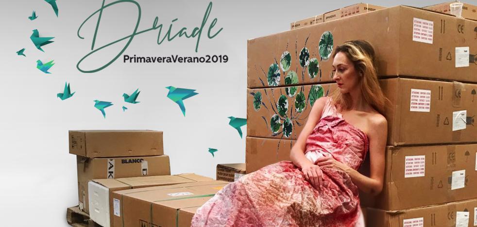 María Lafuente, primera diseñadora que dará un discurso en Nueva York para promover el papel de los productos forestales en el mundo de la moda