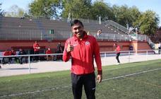 El mexicano Nicho Escalante, nuevo jugador de la Cultural y Deportiva Leonesa