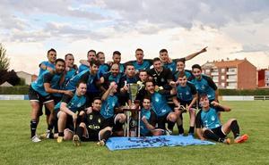 El C.D. Sariegos se proclama campeón de Copa y de Liga