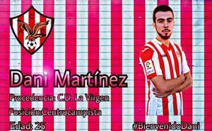 Dani Martínez ficha por el Atlético Bembibre