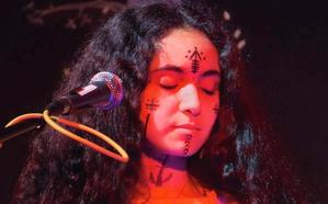 Radya Ait, música bereber en los «Jueves de Julio» de El Candil