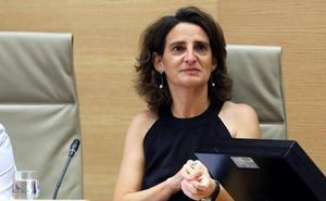 La ministra Ribera asegura que el diésel «tiene los días contados»
