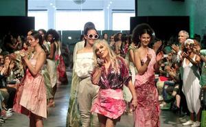 María Lafuente presenta 'Dríade' en la Semana de la Moda de Madrid