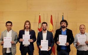 Pacto sindical y político de izquierda para reformar los impuestos en Castilla y León