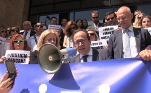 Los abogados se reivindican como garantes de la justicia gratuita y piden más reconocimiento