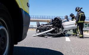 Los accidentes de tráfico se cobran 22 vidas en León durante 2017, tres menos que un año antes