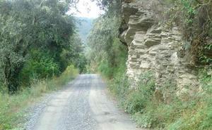 San Vicente de Arganza vuelve a reclamar una carretera hacia Vega de Espinareda