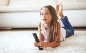 Los niños de Castilla y León lideran el consumo de televisión en España