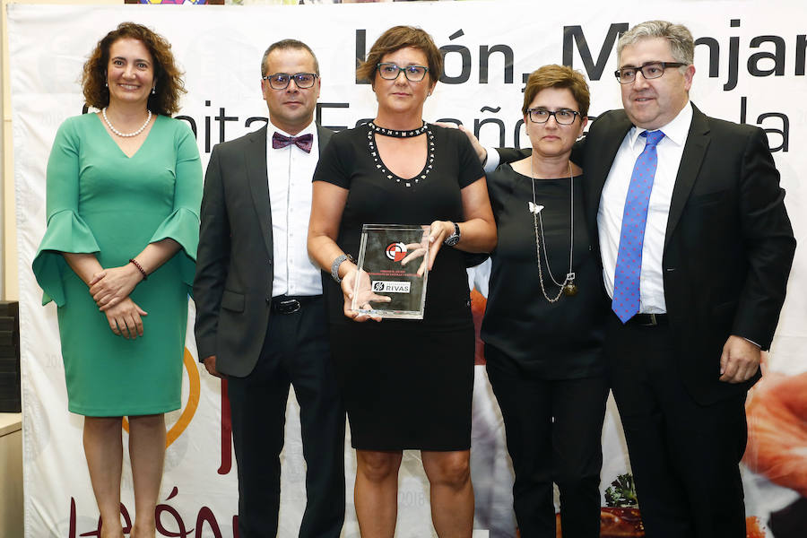 Entrega de los Premios de Gastronomía de Castilla y León