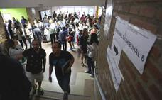 Las oposiciones de Secundaria dejan 165 plazas sin cubrir en la primera prueba