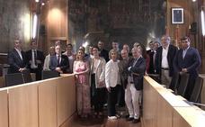 Las patronales de las agencias de viajes de España y Portugal eligen León para caminar de la mano