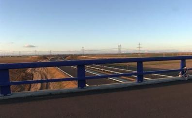 Majo, «satisfecho» por la apertura del tramo de la A60 aunque se pregunta «por qué no se abrió hace dos meses»