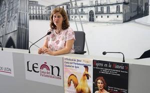 León presenta un julio cultural con el III Festival de Jazz y el certamen Mujeres en la Historia