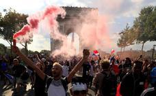 La celebración en París