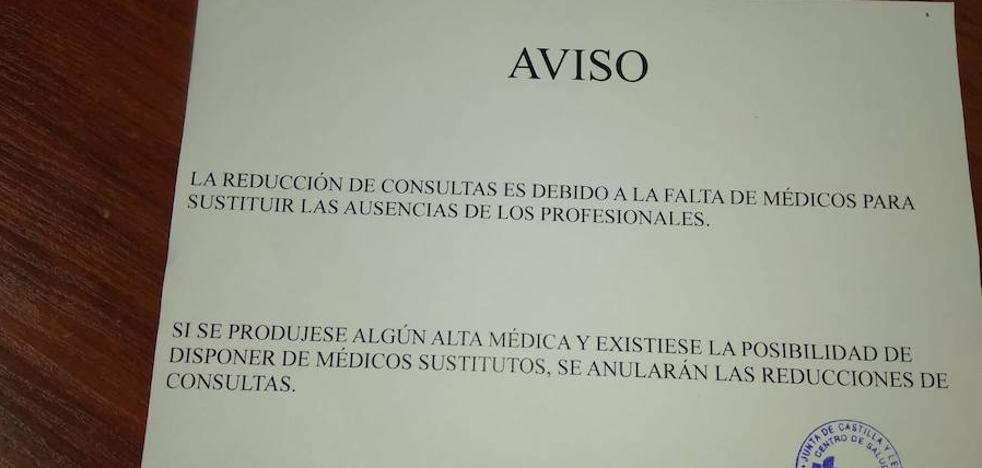 Matanza denuncia el «ataque sin precedentes de los servicios sanitarios de la Junta para acabar con los pueblos del sur de León»
