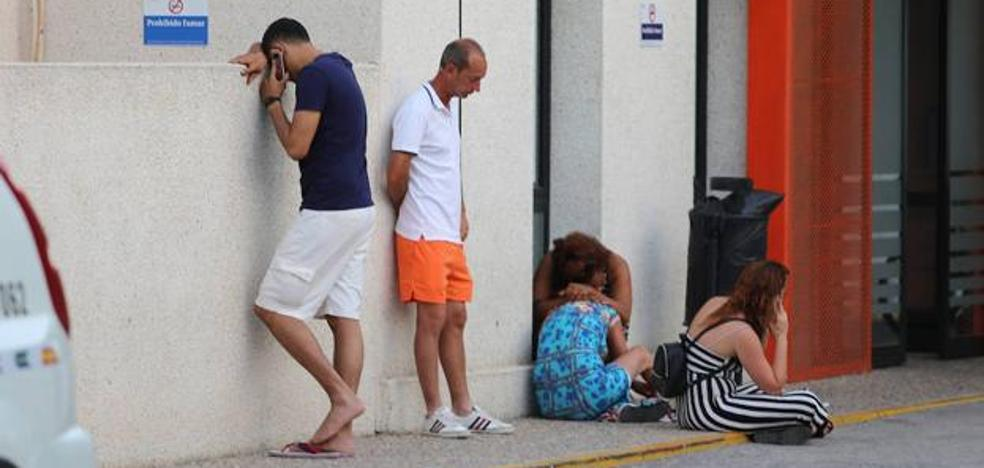 Detenida por matar a su hermano de una cuchillada en Murcia