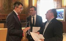 León y Bragança presentan un Plan Estratégico para trazar las líneas de trabajo común