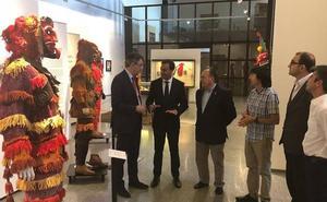 Los carnavales portugueses se instalan en el Museo Etnográfico Provincial de Mansilla de las Mulas