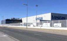 Vestas insta a la Junta de Castilla y León para solventar la crisis de la factoría