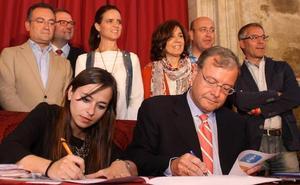 Cs firma el divorcio con el PP por «amparar la corrupción» y rompe el acuerdo de investidura tras mantener en su cargo al concejal López Benito